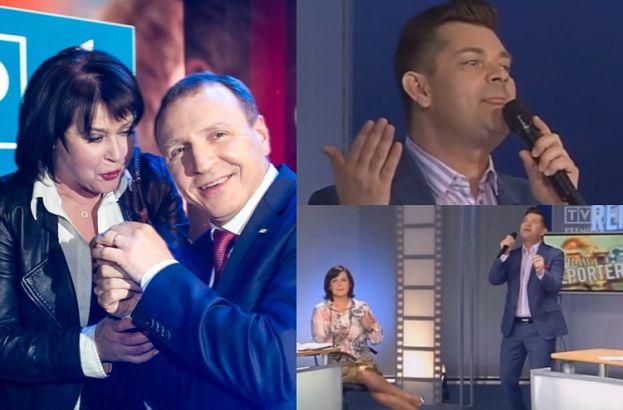 """Kurski walczy o oglądalność TVP: W """"Sprawie dla reportera"""" wystąpił... Zenon Martyniuk!"""