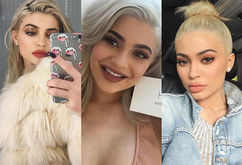Kylie Jenner (19 lat)