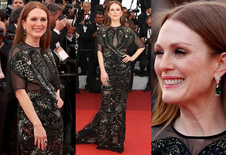 Julianne Moore w Givenchy