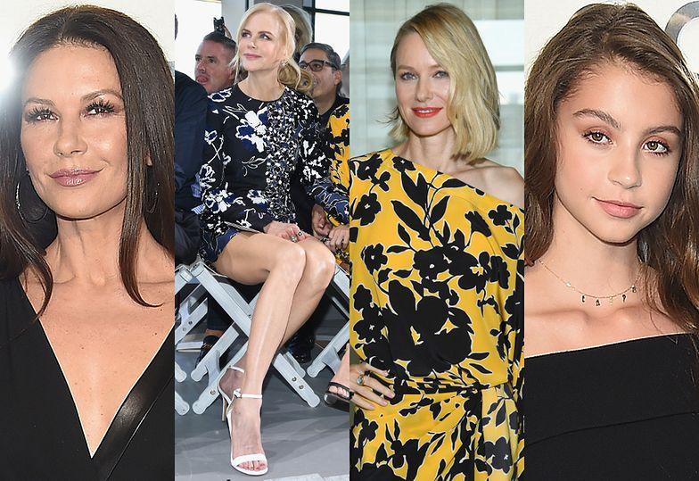 Catherine Zeta-Jones, Nicole Kidman, Naomi Watts i Carys Zeta Douglas