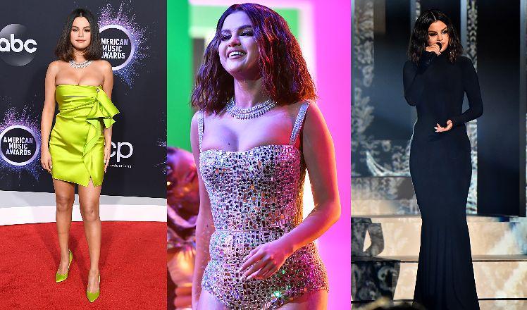 Wielki powrót Seleny Gomez na gali AMA. Piękna?