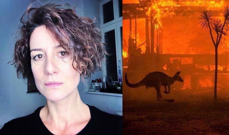 """Maja Ostaszewska alarmuje przed katastrofą klimatyczną: """"W Polsce już niedługo będziemy mierzyć się z BRAKIEM WODY"""""""