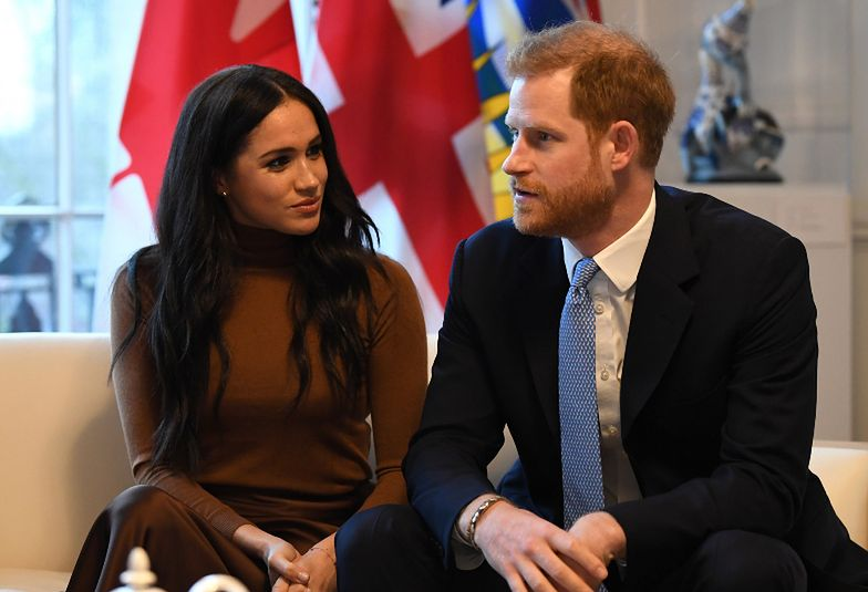 """Meghan Markle i książę Harry REZYGNUJĄ Z FUNKCJI """"ROYALSÓW""""! """"Chcemy być niezależni finansowo"""""""