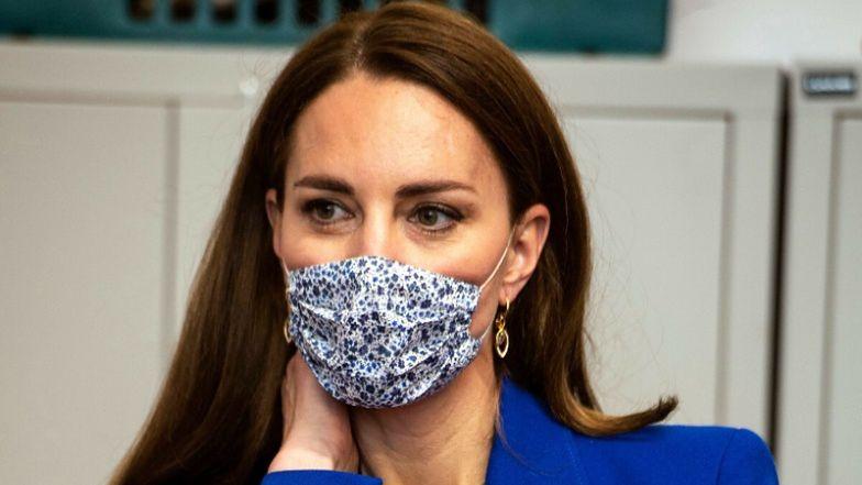 Kate Middleton w stylizacji inspirowanej KSIĘŻNĄ DIANĄ próbuje swoich sił w kuchni indyjskiej (ZDJĘCIA)