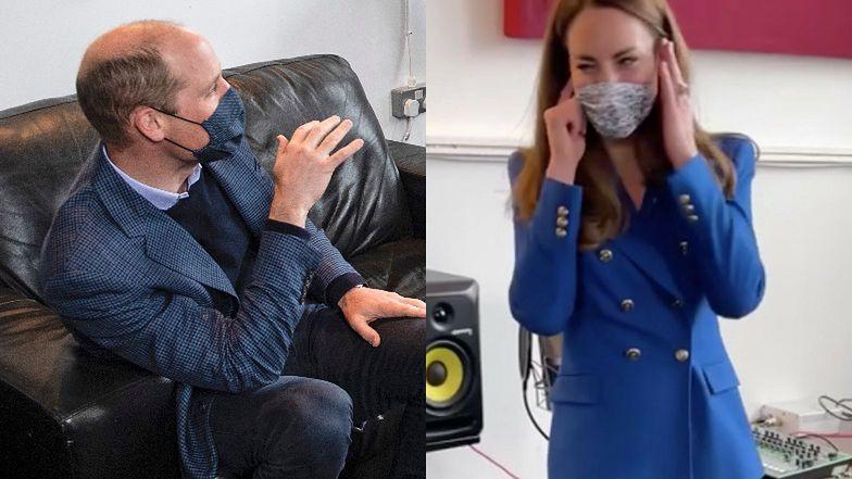 """Książę William NABIJA SIĘ z Kate Middleton: """"MOJE USZY KRWAWIĄ"""""""