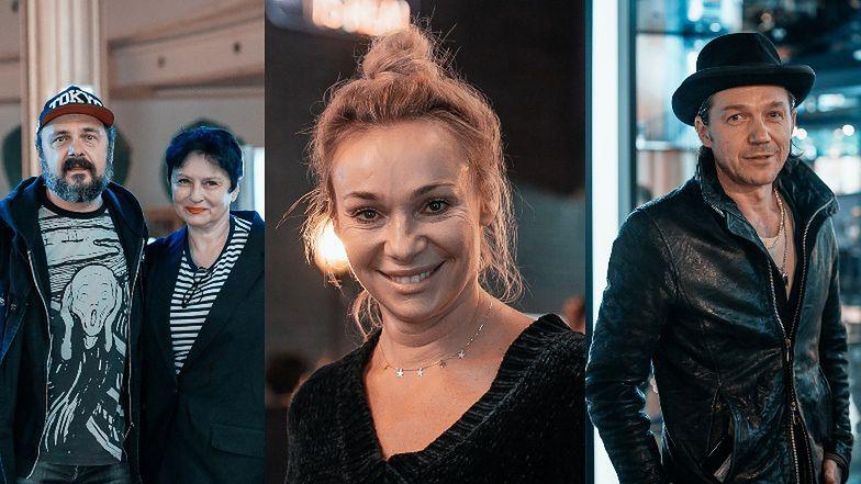 Celebryci na uroczystym otwarciu kin: Arkadiusz Jakubik z żoną, naturalna Sonia Bohosiewicz i Wojtek Mazolewski... bez Mai Sablewskiej (ZDJĘCIA)