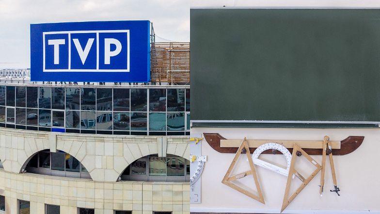"""Czego można dowiedzieć się ze """"Szkoły z TVP""""? """"Para to coś, w czym są dwie rzeczy, dwie osoby. Jedenaście jest liczbą nieparzystą, bo ktoś nie ma pary"""""""