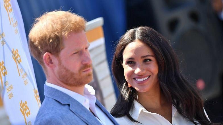 """Meghan nie """"googlowała"""" księcia Harry'ego?"""