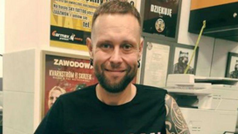 """Mateusz """"Big Boy"""" Borkowski z """"Gogglebox"""" z dumą prezentuje ciało po odchudzaniu (FOTO)"""