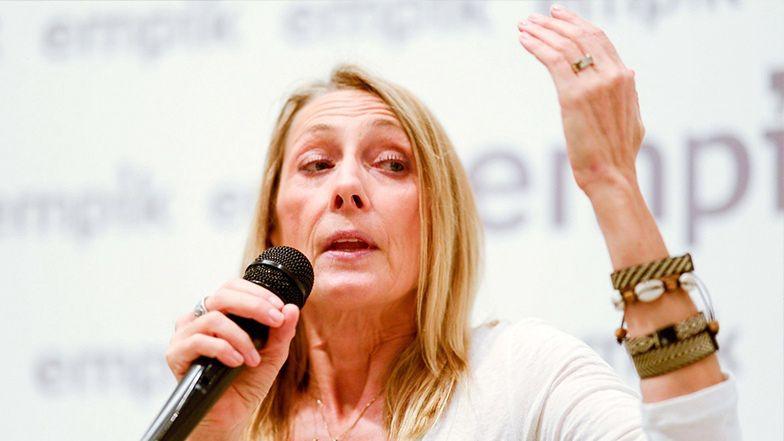 """Beata Pawlikowska radzi kobietom, jak nie urodzić zdeformowanego dziecka: """"Ruch, zdrowe pożywienie, sen, medytacja, MODLITWA"""""""