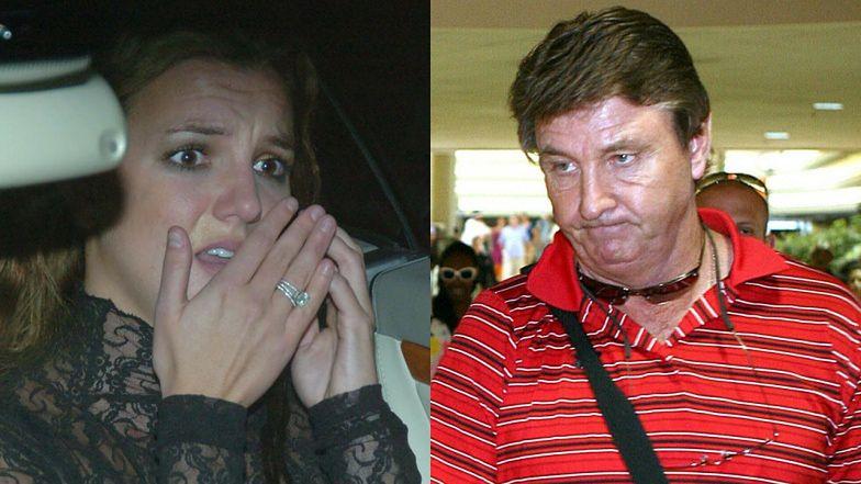 """Ojciec Britney Spears znęcał się nad córką?! """"Mówił jej, że jest DZI*KĄ I OKROPNĄ MATKĄ"""""""