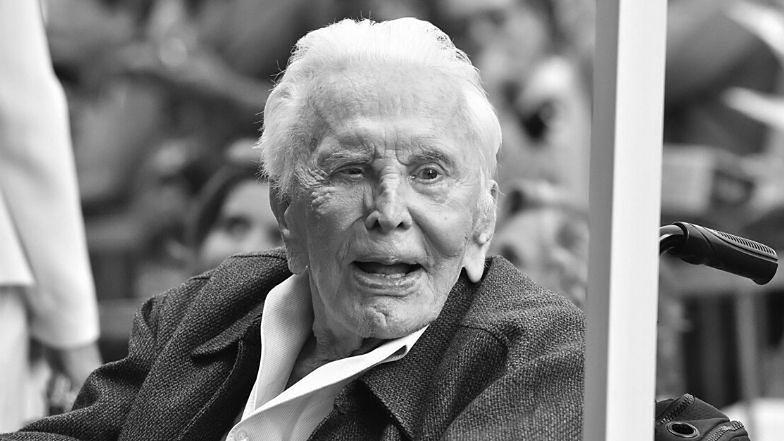 Kirk Douglas NIE ŻYJE! Aktor odszedł w wieku 103 lat