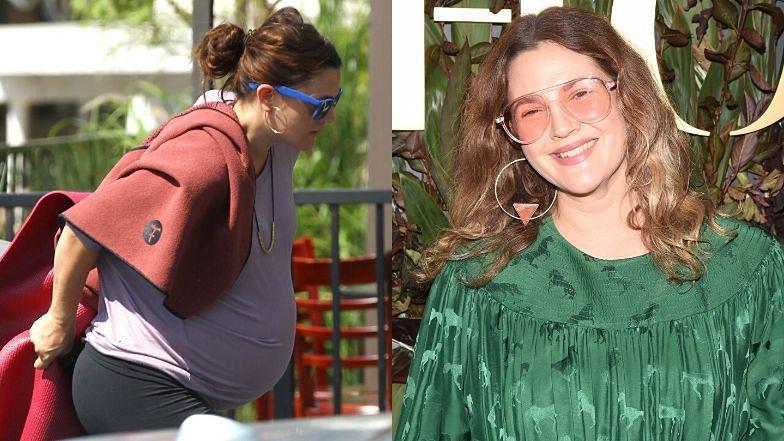 """Drew Barrymore nawołuje do samoakceptacji: """"Nie dajcie się zwieść kobietom, które są szczupłe tuż po urodzeniu dziecka"""""""