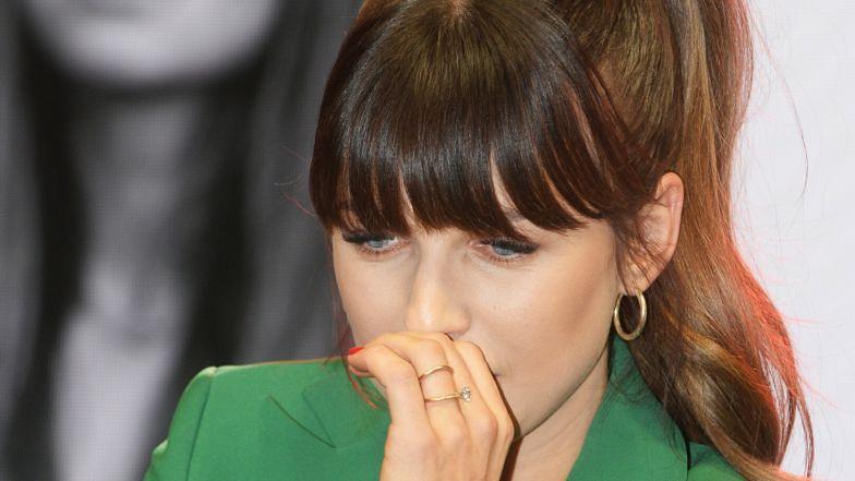 """Milionerka Anna Lewandowska wspiera Afgańczyków emotikonką złożonych dłoni.  """"Nie spałam pół nocy. Pozostaje się modlić"""""""
