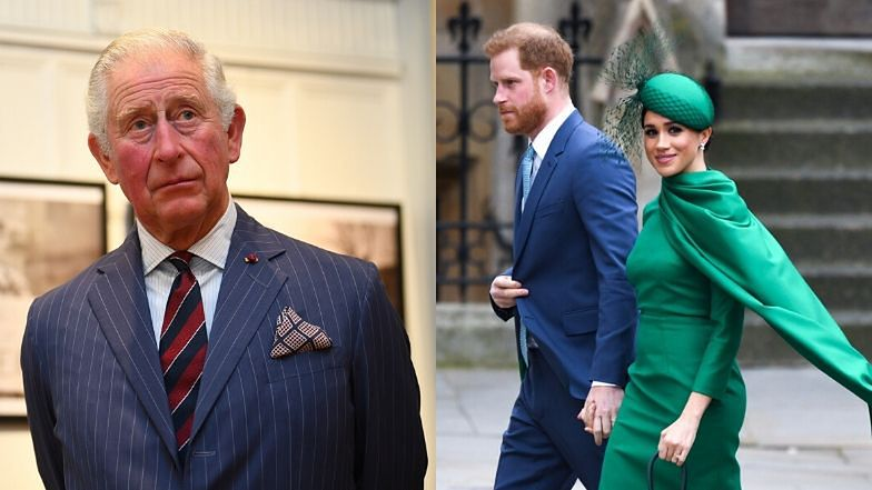 """Meghan Markle ZABRONIŁA Harry'emu wracać do Londynu. """"Pod żadnym pozorem nie wolno mu teraz podróżować"""""""