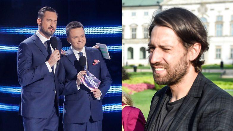 """Marcin Prokop o nowym współprowadzącym w """"Mam Talent"""": """"Sam go przecież WYBIERAŁEM"""""""