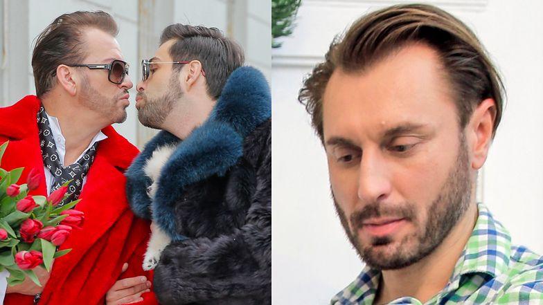 """Gabriel Seweryn straszy BIOGRAFIĄ i wbija szpilę byłemu: """"Od kiedy jestem z Kamilkiem, SPRZYJA MI SZCZĘŚCIE"""""""