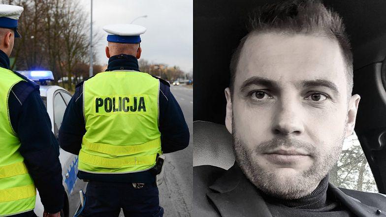 """Aktor z filmów Patryka Vegi dokonał OBYWATELSKIEGO ZATRZYMANIA pijanego kierowcy: """"To CUD, że w nikogo nie uderzył"""""""