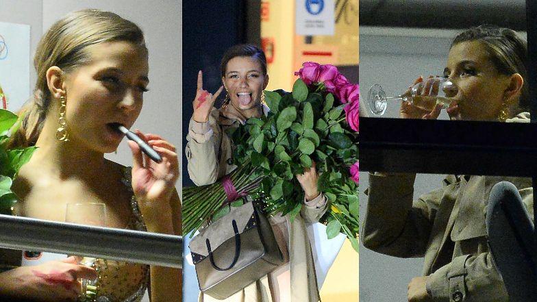 Julia Wieniawa odreagowała stresujący wieczór