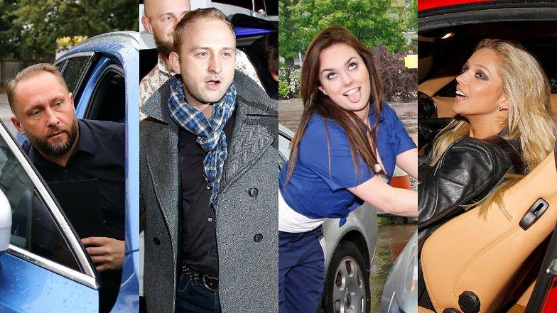 Oni też usiedli za kółkiem pod wpływem alkoholu: Joanna Liszowska, Kamil Durczok, Ewa Farna