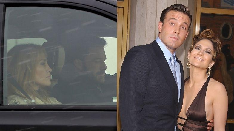 Jennifer Lopez i Ben Affleck przyłapani podczas romantycznej wycieczki! Romans kwitnie?  (ZDJĘCIA)