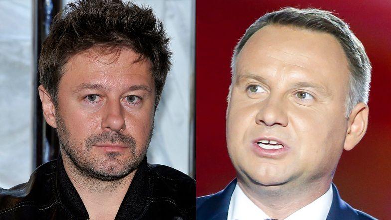 """Andrzej Piaseczny uderza w Andrzeja Dudę: """"Wygrywa się wybory na prezydenta, STRASZĄC GEJAMI. Trzeba wstać i powiedzieć: NIE"""""""