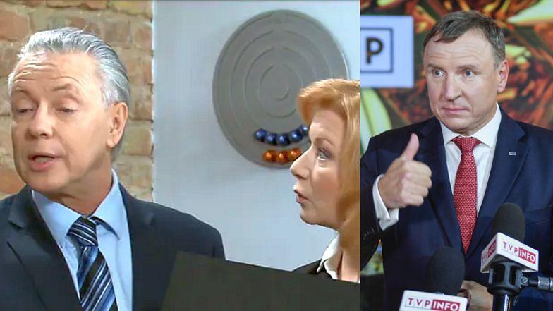 """Telewizja Polska WYPIERA SIĘ """"j*bania PiS-u"""" na ścianie w """"Klanie"""": """"Czasem cygaro jest tylko cygarem"""""""