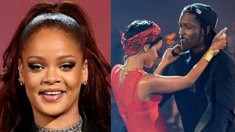 Rihanna spotyka się z A$AP Rockym!