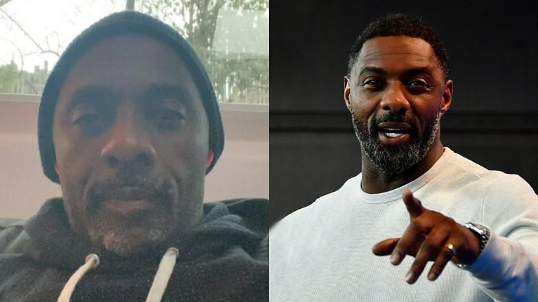 """Idris Elba zdradza, jak się czuje po 10 dniach walki z koronawirusem i dopytuje: """"Mam nadzieję, że jakoś dajecie radę z tym G*WNEM"""""""