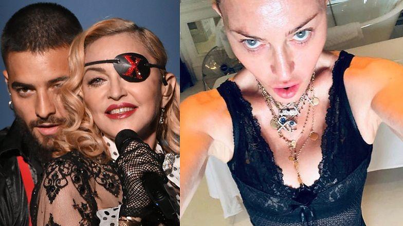 """Rubaszna Madonna chwali się zdjęciem NOWYCH POŚLADKÓW? Fani są przekonani: """"Zrobiła sobie implanty"""" (FOTO)"""