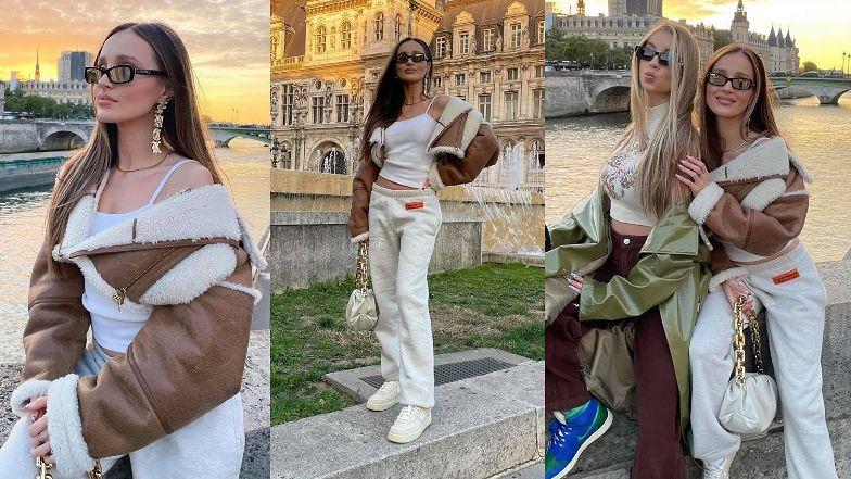 """Marina chwali się """"streetowym"""" lookiem za PONAD 30 TYSIĘCY: """"Stylówka oznaczona na WASZĄ PROŚBĘ"""" (ZDJĘCIA)"""