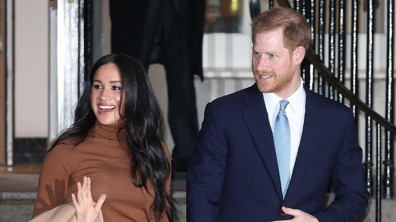 Książę Harry i Meghan Markle ZDRADZILI PŁEĆ drugiego dziecka w wywiadzie z Oprah!