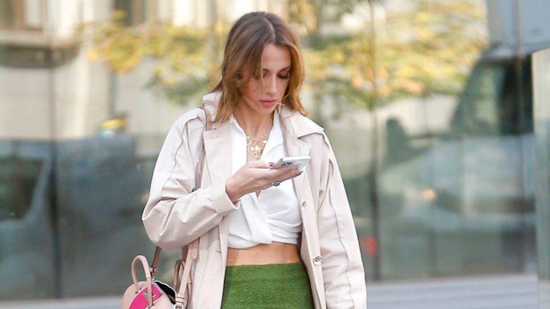 """Marianna Schreiber pokazała SMS-a od swojego byłego nauczyciela: """"Zeszmaciła się pani"""""""
