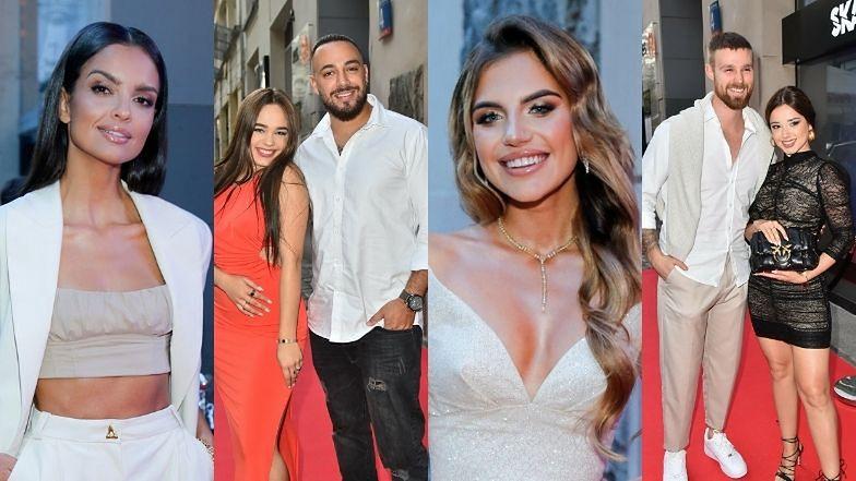 """Klaudia El Dursi i uczestnicy """"Hotelu Paradise"""" wspierają Sonię Szklanowską na premierze jej SINGLA (ZDJĘCIA)"""