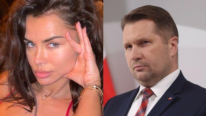 """Natalia Siwiec rzetelnie ocenia poczynania Ministra Edukacji: """"TEN PAN JEST MEGA FRAJEREM"""""""
