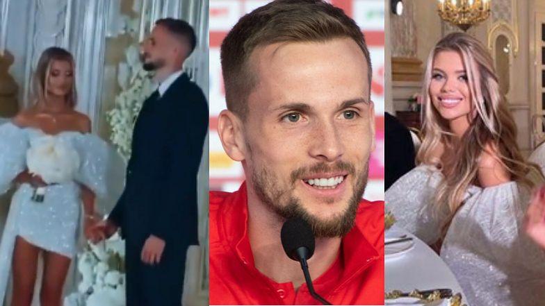 Tomasz Kędziora wziął BAJKOWY ŚLUB z pochodzącą z Ukrainy pięknością! (ZDJĘCIA)