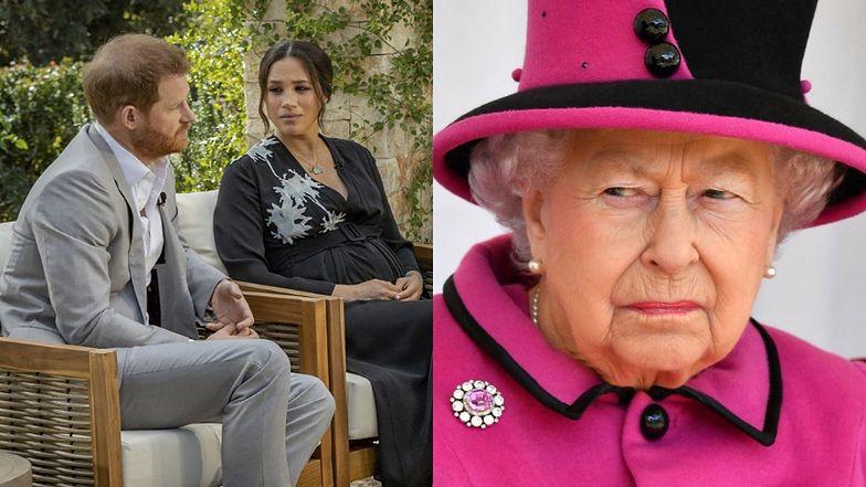 """Książę Harry żali się, że """"królowa nie miała dla niego czasu"""" i wtóruje Meghan: """"Opuściłem Wielką Brytanię Z POWODU RASIZMU"""""""
