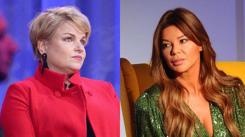 """Katarzyna Bosacka uderza w Edytę Górniak: """"Ona może się wypowiadać w kwestiach muzycznych, ale nie MEDYCZNYCH"""""""