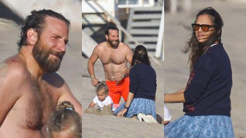 Jennifer Garner i Bradley Cooper BEZ KOSZULKI relaksują się na plaży. Nowa miłość w Hollywood? (ZDJĘCIA)