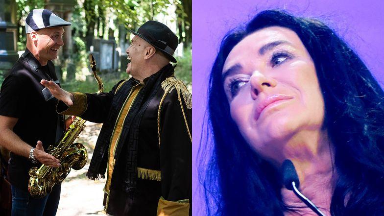 Ewa Krawczyk chce ZASTRZEC IMIĘ I NAZWISKO zmarłego męża! Krzysztof Krawczyk junior złożył odwołanie...