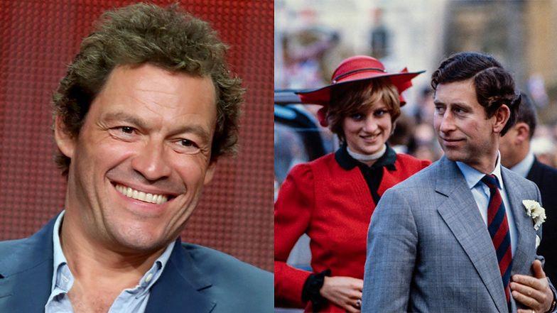 """Dominic West zagra NIEWIERNEGO księcia Karola w """"The Crown""""!"""