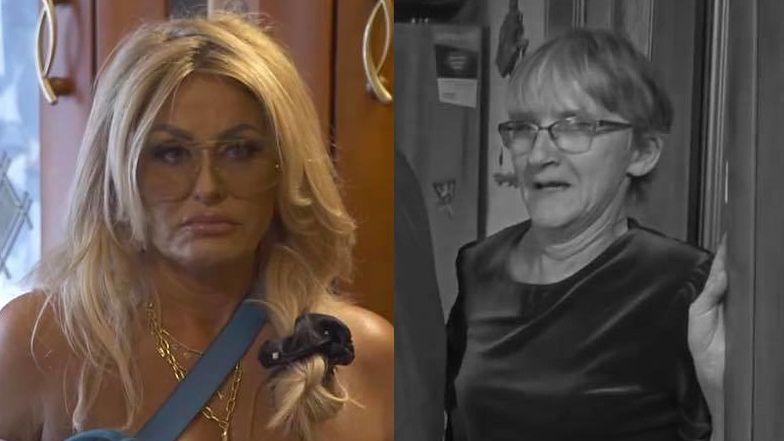 """Nie żyje pani Basia - bohaterka """"Królowych Życia"""". Dagmara Kaźmierska i Wicia w żałobie: """"Sam jestem jak pień..."""""""