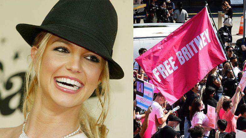Sąd wreszcie UWOLNIŁ Britney Spears od kurateli ojca!
