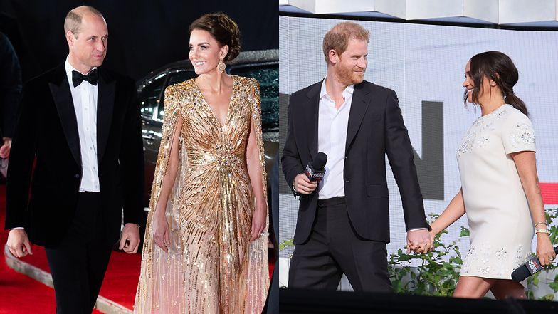 """Eksperci od mowy ciała analizują ostatnie wystąpienia royalsów i bezlitośnie oceniają: """"Widać ULEGŁY ZWIĄZEK Harry'ego i Meghan"""""""
