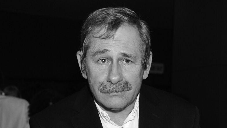 Andrzej Strzelecki nie żyje. Miał 68 lat