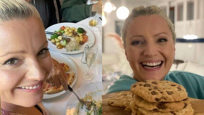 """Dorota Szelągowska POKAZUJE DZIECI i mamę pałaszujących w restauracji. """"Moi absolutnie najukochańsi"""""""