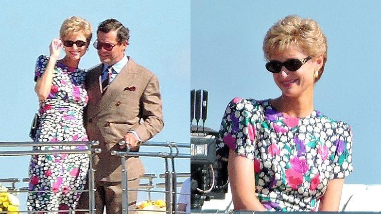 """Aktorzy z """"The Crown"""" DO ZŁUDZENIA przypominają księżnę Dianę i księcia Karola! (ZDJĘCIA)"""