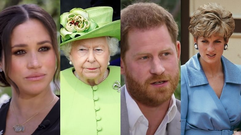 Książę Harry i Meghan Markle u Oprah. Oto najbardziej sensacyjne wyznania Sussexów! (ZDJĘCIA)