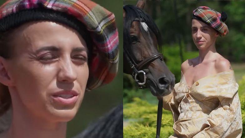 """Marianna Schreiber ODPADŁA z """"Top Model"""" po nieudanej sesji z koniem. Teraz ogłasza: """"NARODZIŁAM SIĘ NA NOWO"""""""