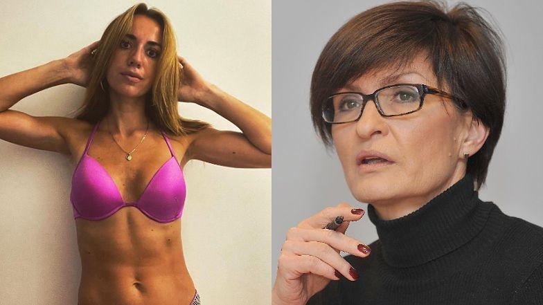 """Była szefowa """"Wiadomości"""" ATAKUJE Mariannę Schreiber: """"OŚMIESZA SWOJEGO MĘŻA! Jest godna pogardy..."""""""